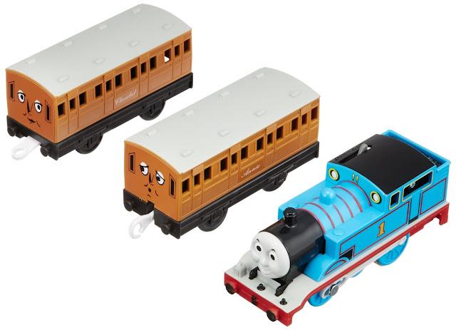 Tàu hỏa Thomas TS-01 Plarail chạy pin