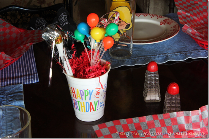 Birthday Table