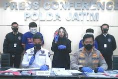Tim Ciber Polda Jatim Bongkar Sindikat Pemalsuan Ijazah