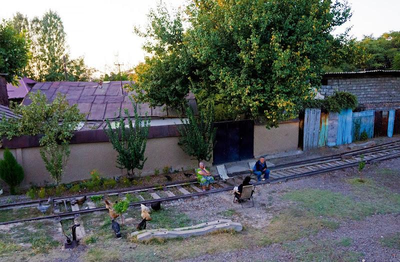 Где-то на окраине Ташкента