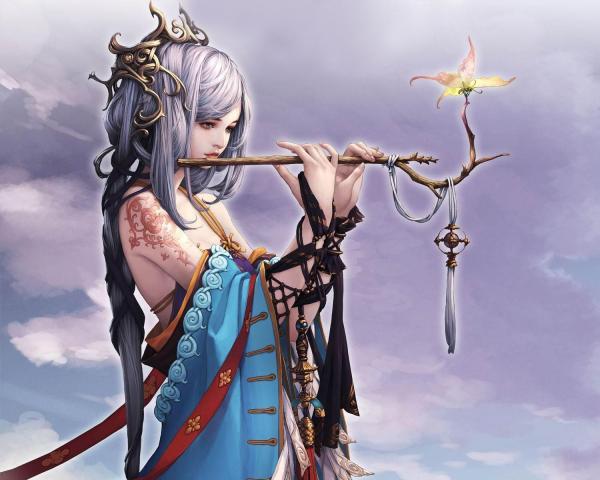 Cool Champion Of Agony, Magic Samurai Beauties