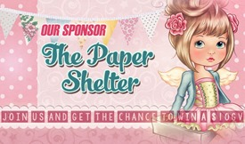 The Paper Shelter sponsor badge $10