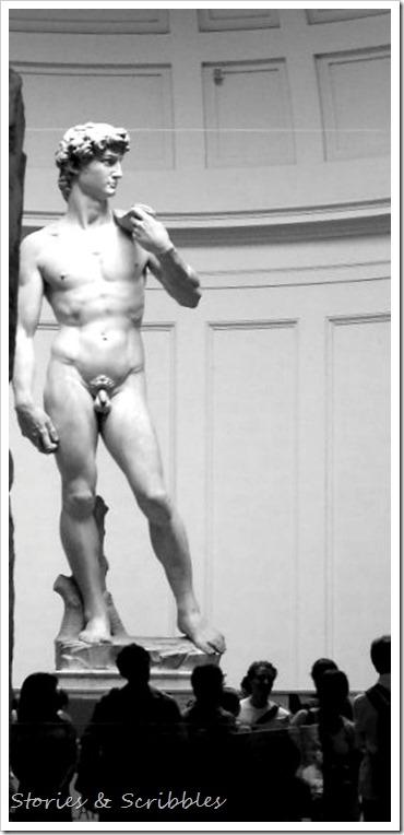 David (Galleria del Accademia, Florence)