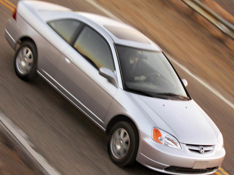 2003 honda civic hybrid specifications pictures prices. Black Bedroom Furniture Sets. Home Design Ideas