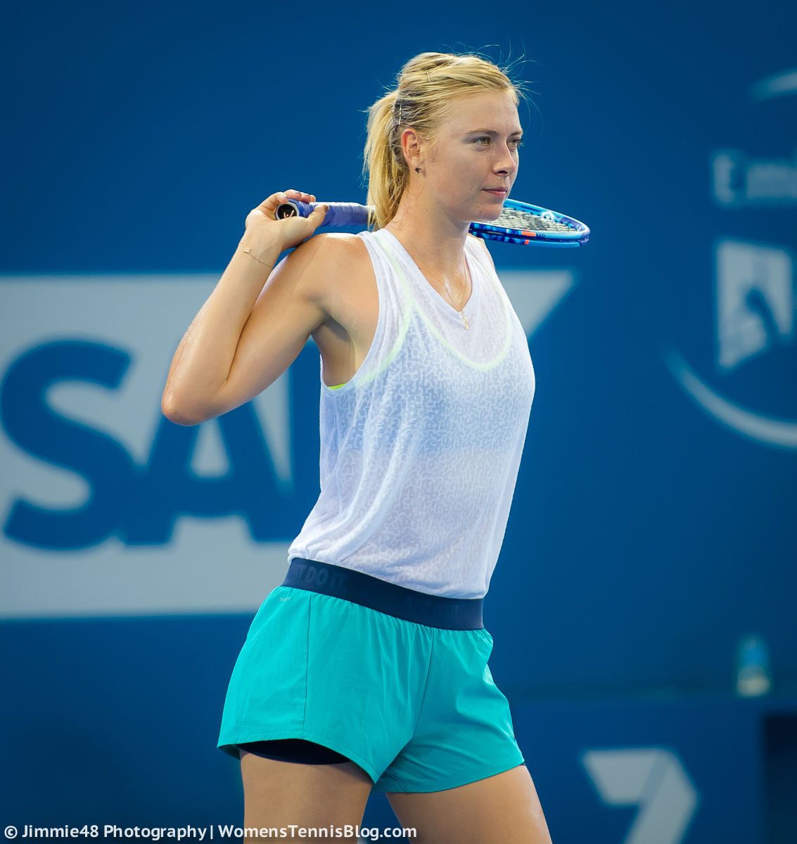 15 Minutes with Maria Sharapova in Brisbane – Gallery