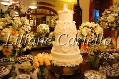 Fotos de decoração de casamento de Casamento na Villa Cabral da decoradora e cerimonialista de casamento Liliane Cariello que atua no Rio de Janeiro e Niterói, RJ.