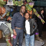 OIC - ENTSIMAGES.COM - Arnold Oceng at the   Teenage Mutant Ninja Turtles Out Of The Shadows Gala Screening  Vue West End in London  29th May 2016 Photo Mobis Photos/OIC 0203 174 1069