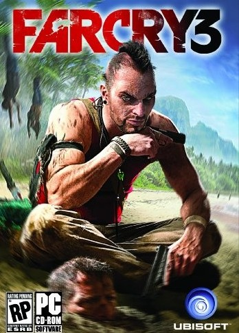 Far Cry 3, box, art, pc