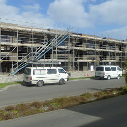 Access Scaffolding - Commercial Construction