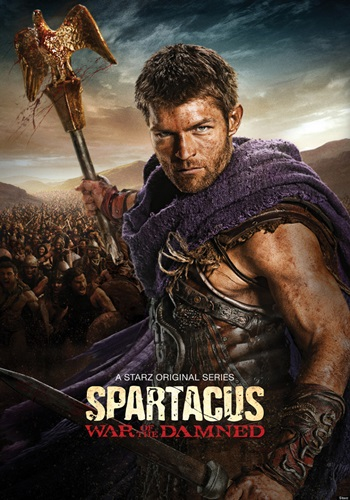 Spartacus: War Of The Damned [Latino]