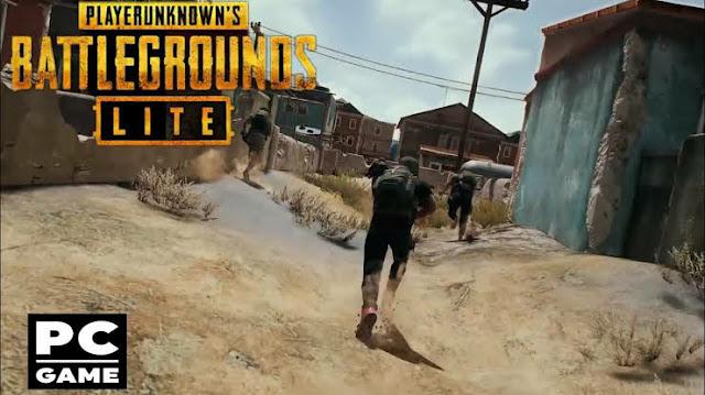 تحميل لعبه Player's Unknown Battlegrounds  ببجي لايت كمبيوتر