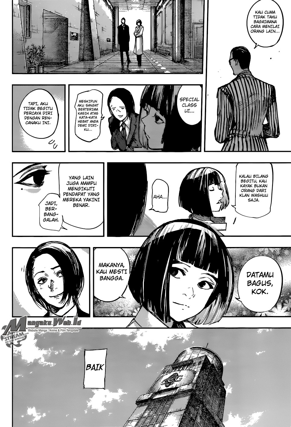 Tokyo Ghoul: Re Chapter 104-11