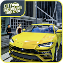 Pro Taxi Sim Cab Driving simulator Free Game 2021 icon