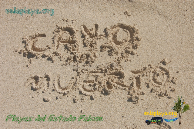 Playa Cayo Muerto, Chichiriviche, Estado Falcon, Las 100 mejores playas de Venezuela, top100