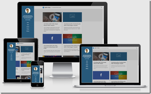 amp-html-blogger-tema