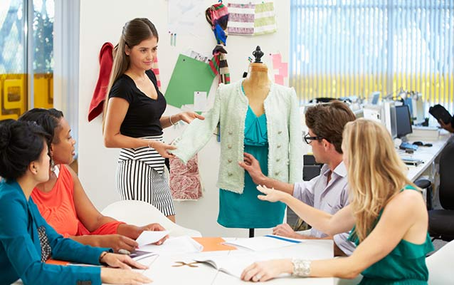 Roles in the fashion industry 35