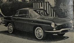 Renault 1960 Floride Coupé