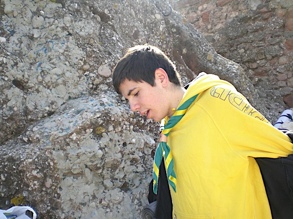 Sortida Sant Salvador de les espasses 2006 - CIMG8339.JPG