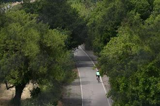 Photo: I-80 Bikepath under Pelz Bike Overcrossing