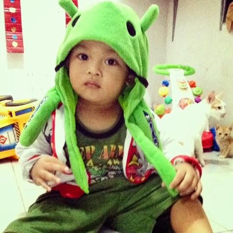 CeRiTa cHa: Pembengkakan Kelenjar Getah Bening pada Bayi