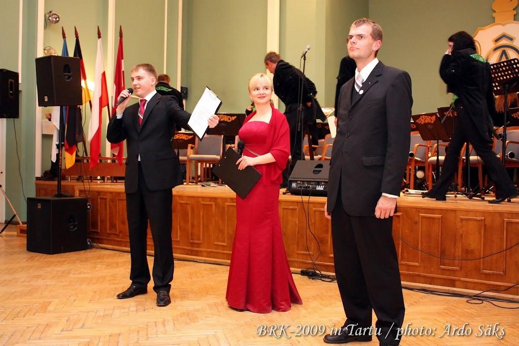 46. Balti Rahvaste Kommers / 46-th Commers of Baltic Fraternities - BRK2009_t041.JPG