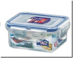 Lock and Lock small storage container