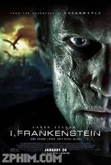 Chiến Binh Cô Độc - I, Frankenstein (2014) Poster