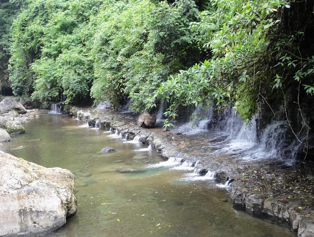 Les cascades de Samayreni près de Betania sur le Rio Tambo. Photo : Marco Jurado Ames (MoutainGuide, Panoramio)