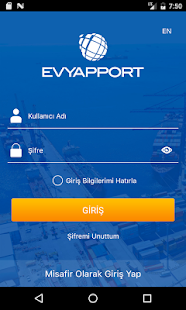 EvyapPort- screenshot thumbnail