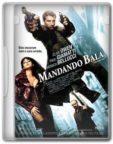 Mandando Bala   DVDRip RMVB   Dublado