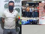 Capturan a presunto asesino de exguerrillero de la Farc en Pitalito