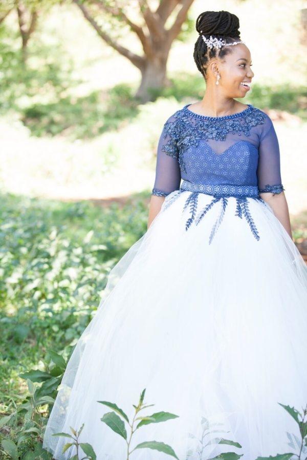 African Shweshwe Dresses for Women In 2018 4