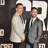OIC - ENTSIMAGES.COM -  at the  Creed - UK film premiere at the Empire Leicester Sq London 12th January 2016 Photo Mobis Photos/OIC 0203 174 1069