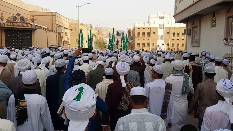 Yang Berbeda di Hari Raya Idul Fitri dari Tarim, Hadramaut