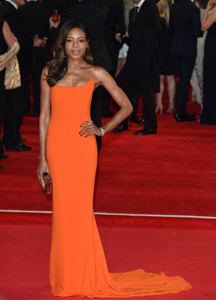 Naomie Harris Bond Spectre Royal Film Performance