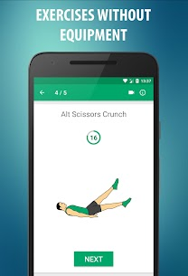 Abs workout  – 21 Day Fitness Challenge 2.2.0.0 Unlocked MOD APK Android 2