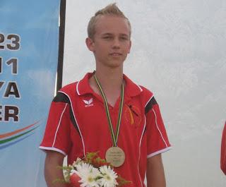 WM Jugend 2011 - Kemer / Türkei