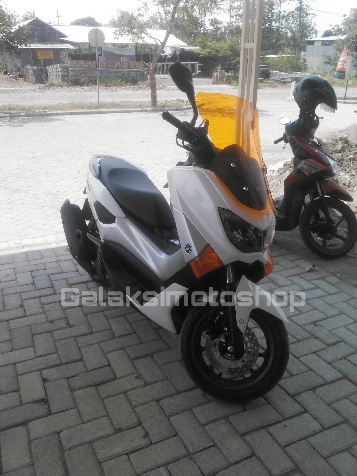 modifikasi kaca spion yamaha nmax modifikasi yamah nmax