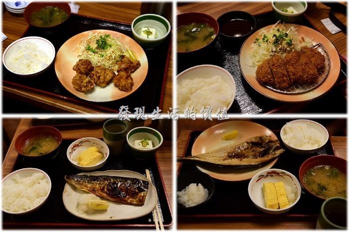[日本京都]日本自助旅行的好選擇:街角屋平價和食定食料理