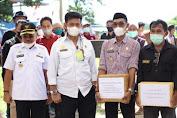 Mentan Syahrul Yasin Limpo Kunjungi Inseminasi Buatan Sapi Lokal di Jeneponto