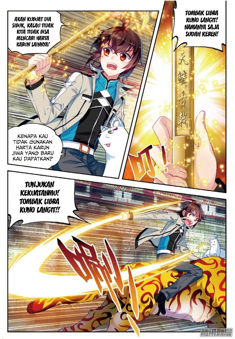 Wu Dong Qian Kun Chapter 39