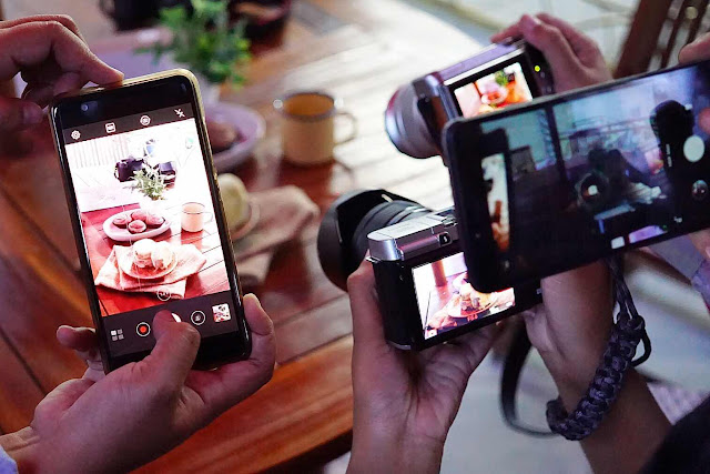 tips dan trik foodphotography