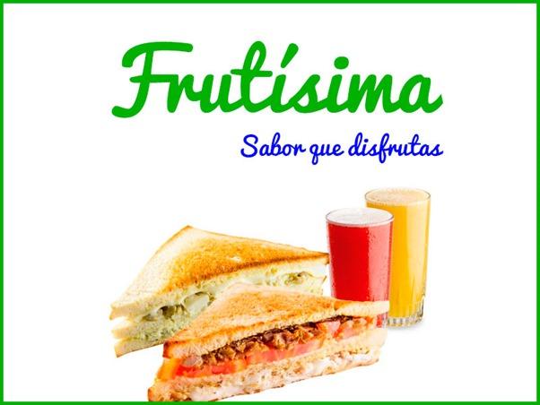 Sandwiches y Jugos Frutísima