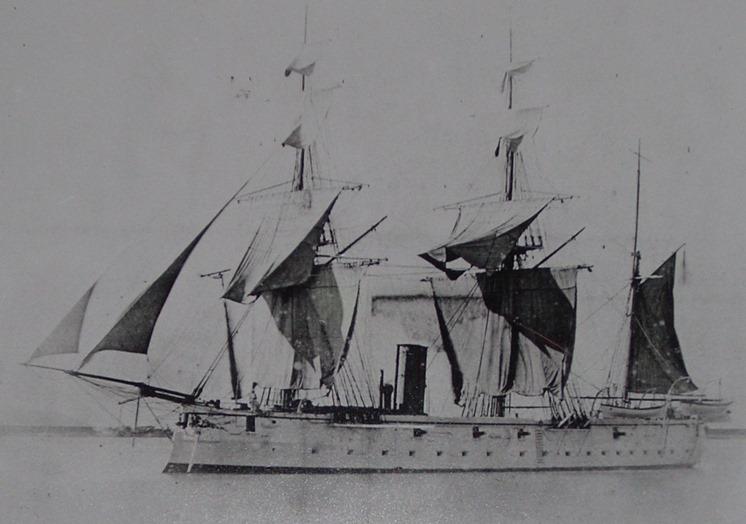 HMS Nymphe (1866)