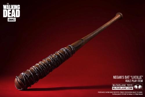 McFarlane Negan Bat Lucille Replica 010