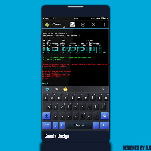 Cara Install Tools Kali Linux Di Android