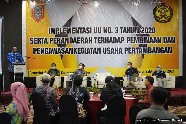 UU Minerba No 3/2020, Apa Peran Otoritas Setempat?