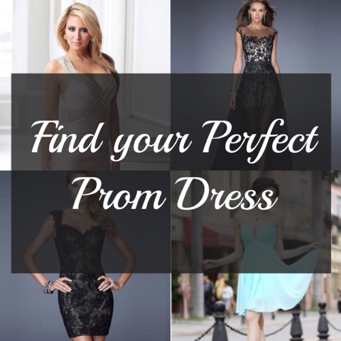 find your prom dress