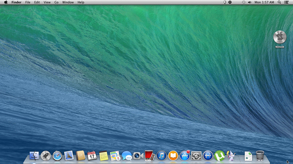 Mavericks OSX VirtualBox Fullscreen Mode