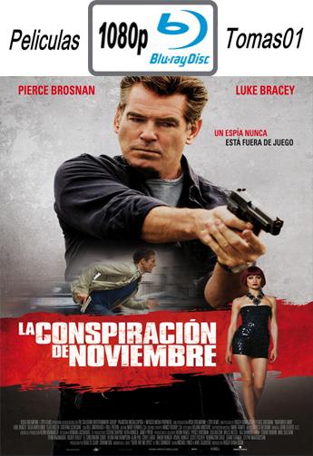 La Conspiración de Noviembre (2014) BDRip m1080p